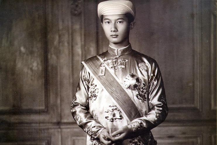 Cuộc đời bi thương của Hoàng thái tử Bảo Long