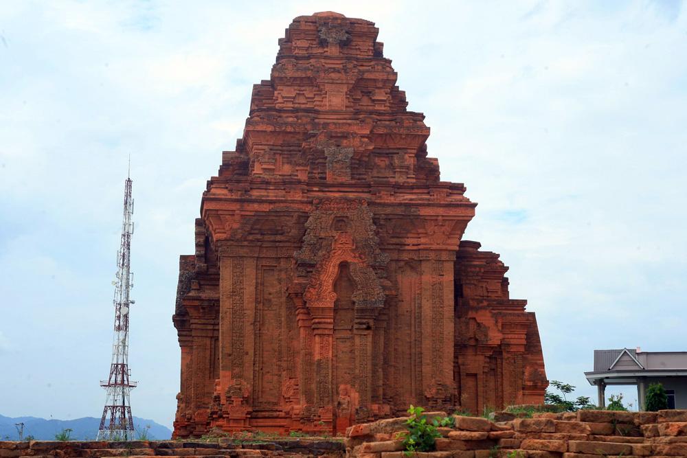 Chùm ảnh: Tháp Hòa Lai – một dấu ấn thời vàng son của vương quốc Champa