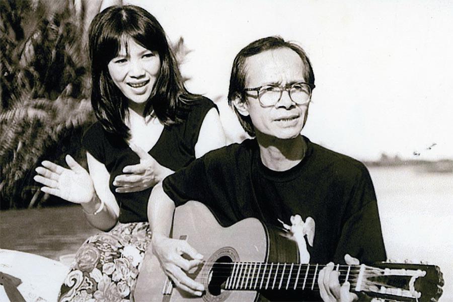 Triết lý nhẹ nhàng trong âm nhạc của Trịnh Công Sơn