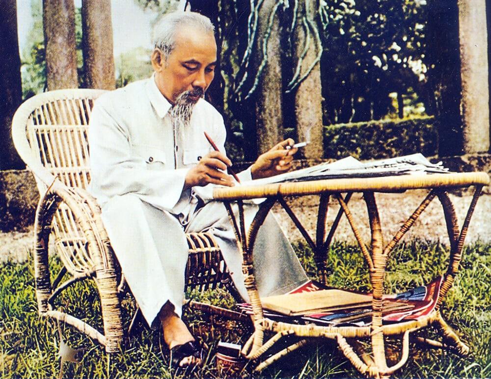 Toàn văn bản di chúc năm 1968 của Chủ tịch Hồ Chí Minh