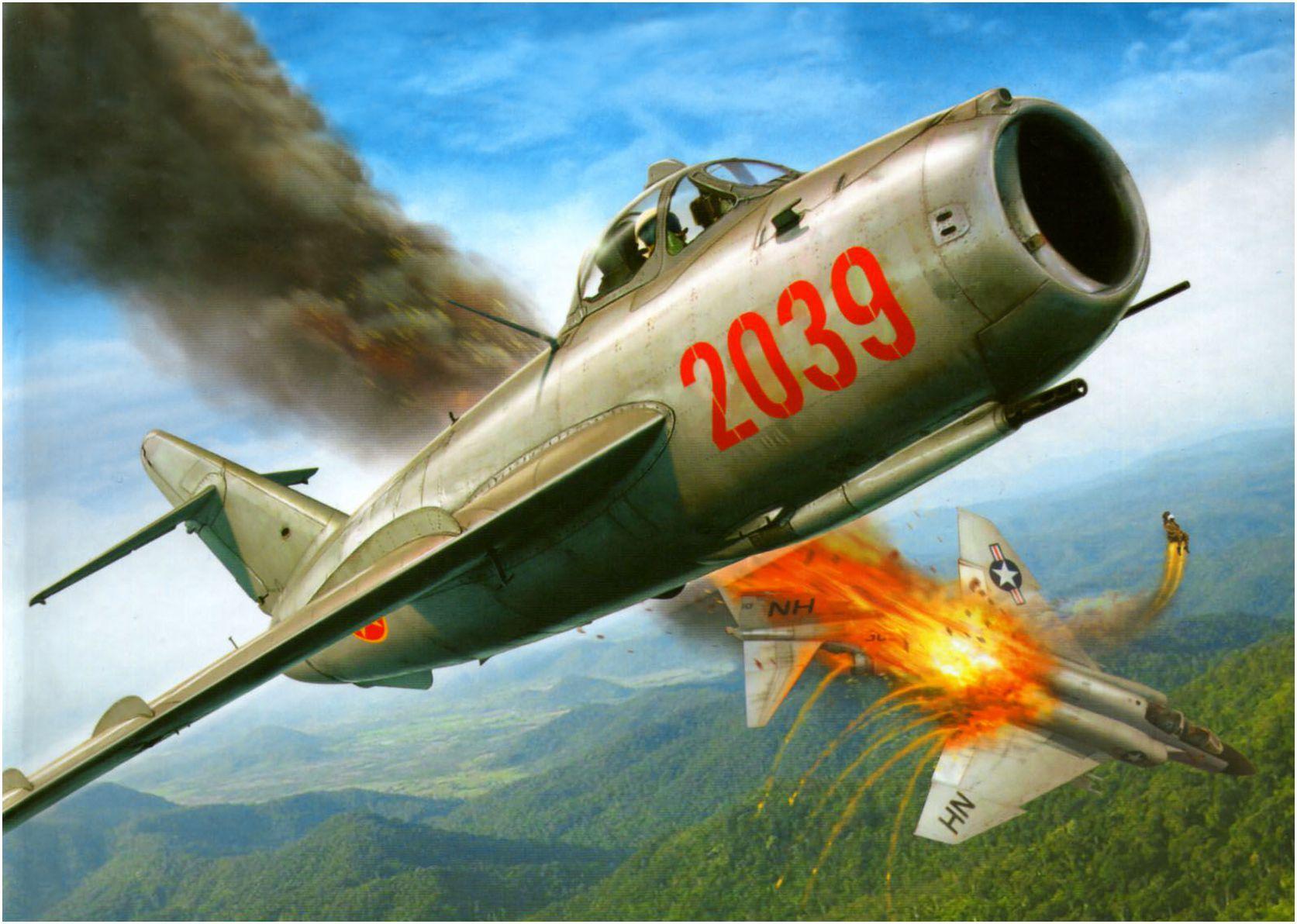 Người Mỹ nói về cuộc đối đầu với phi công Nguyễn Văn Bảy