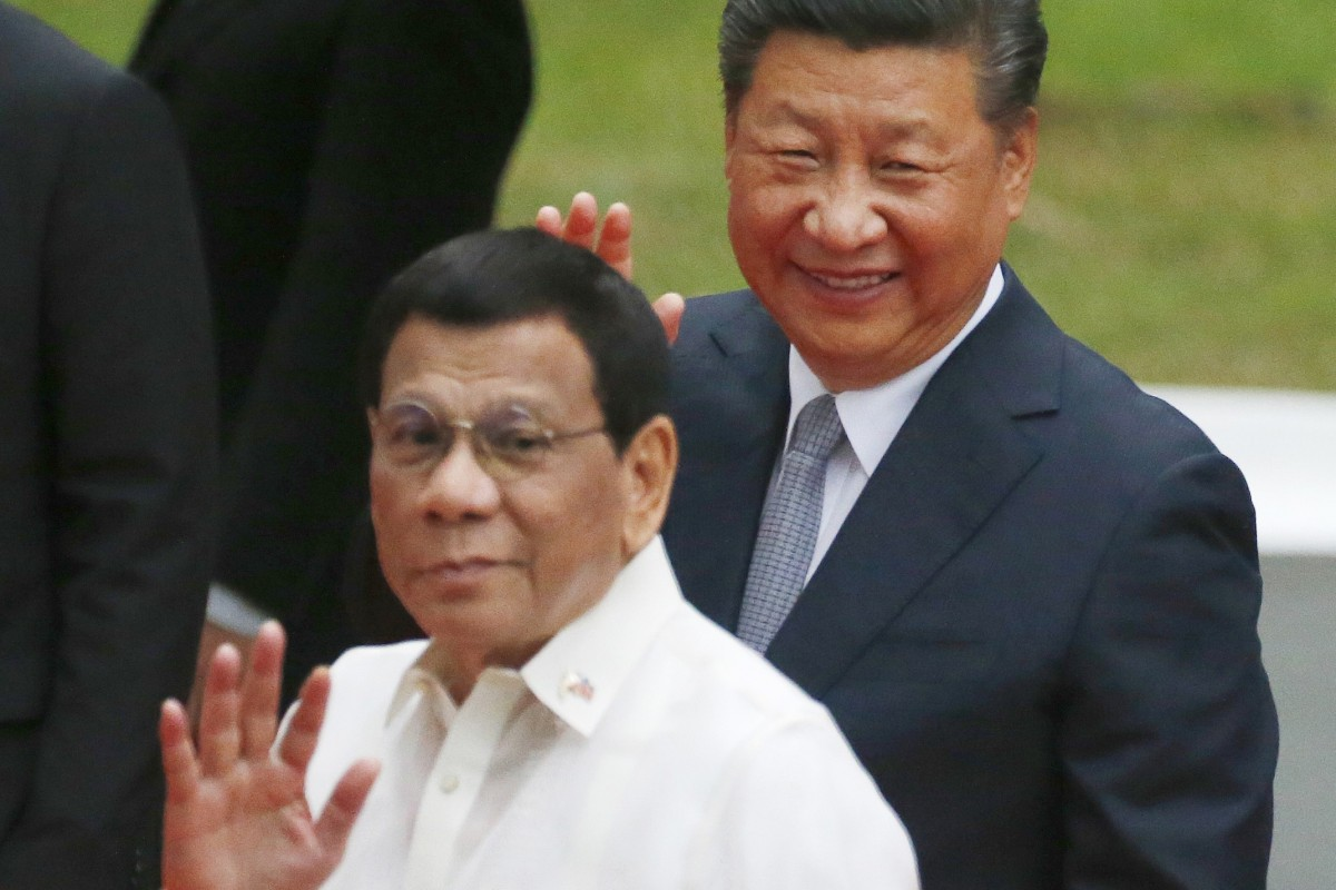 Chính sách Biển Đông của Philippines dưới thời Tổng thống Duterte