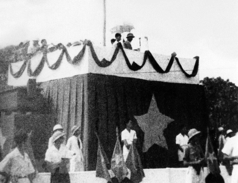 Tự do – tư tưởng chủ đạo của Tuyên ngôn Độc lập năm 1945