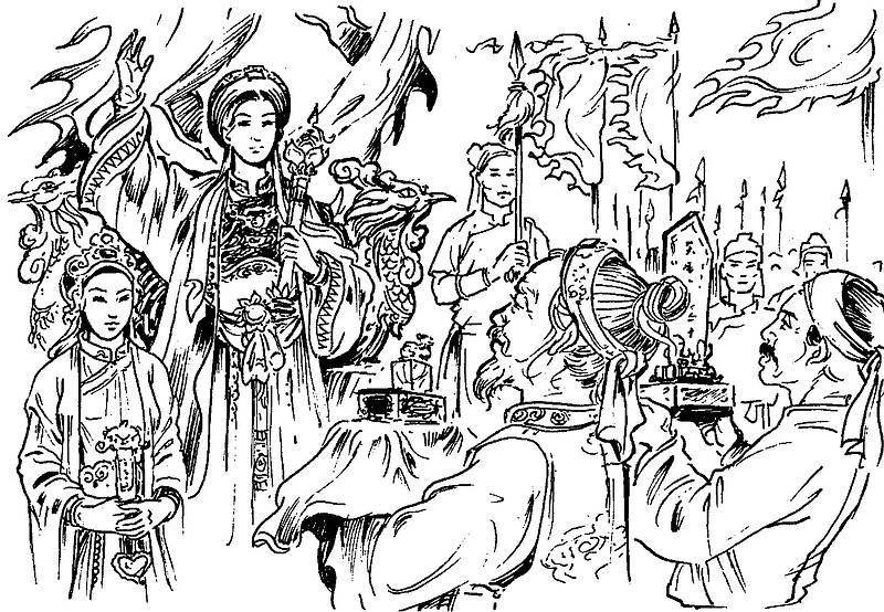 Những vị tướng người Hán trong khởi nghĩa Hai Bà Trưng