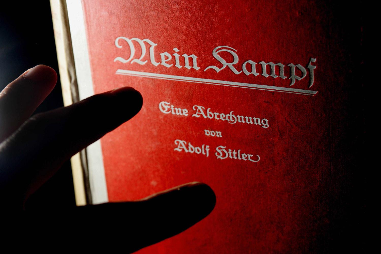 Hitler và Mein Kampf: Đằng sau một cuốn sách 'ác ma'