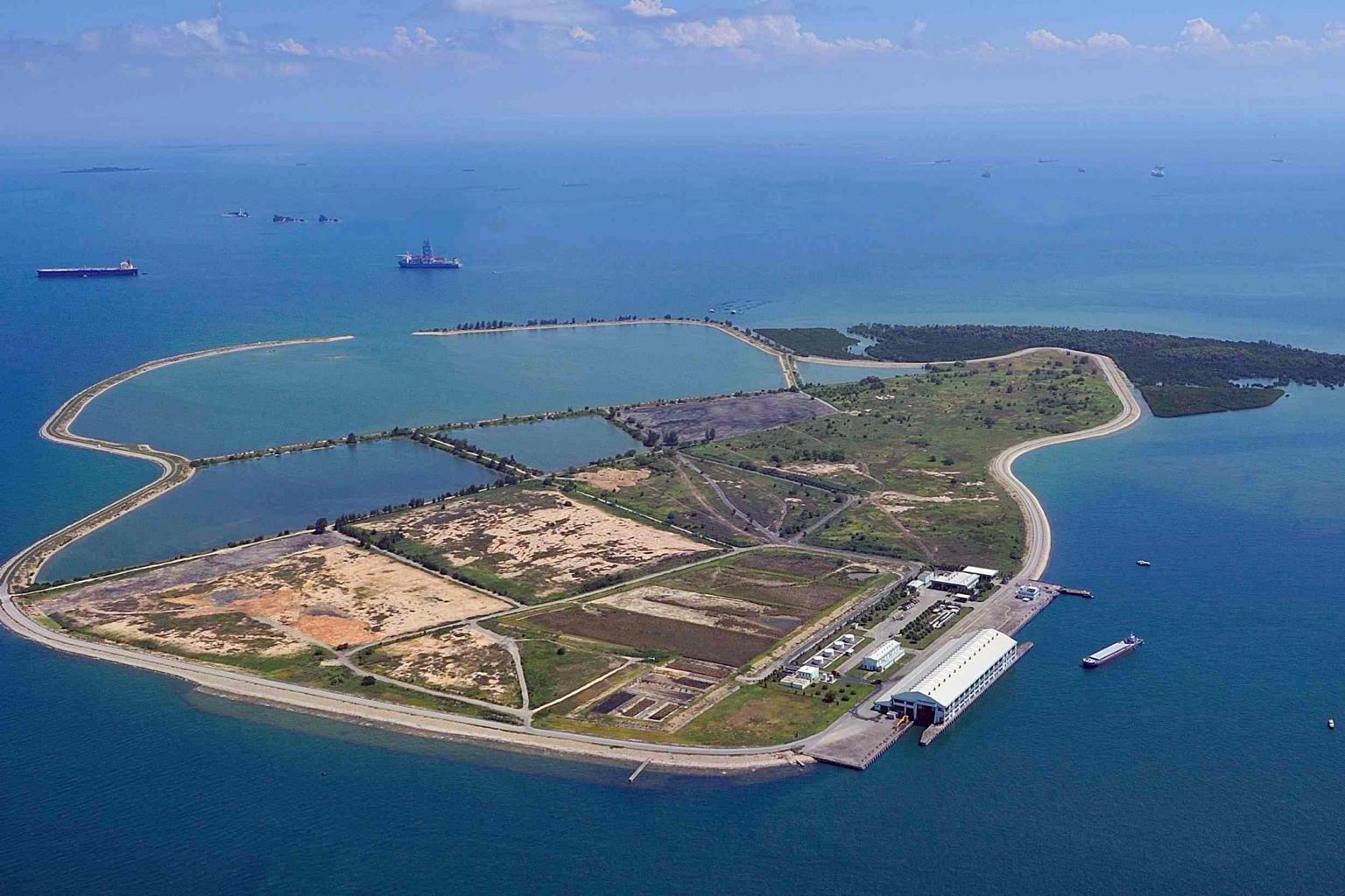 Đảo rác Semakau Landfill ở Singapore: Thiên đường xanh được xây trên rác thải