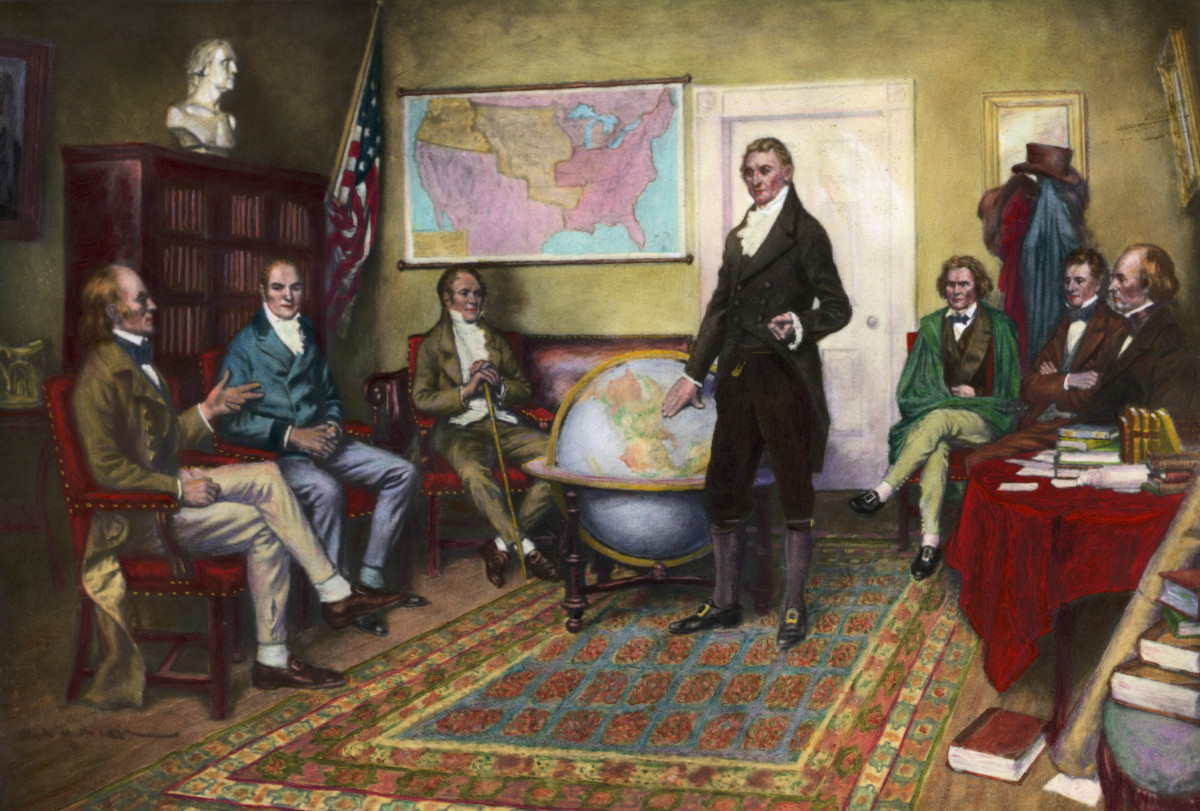 Học thuyết Monroe và quan hệ của Mỹ với khu vực Mỹ Latinh