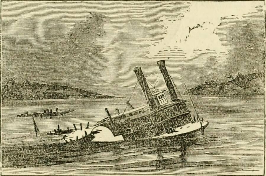 Thảm kịch đắm tàu kinh hoàng nhất lịch sử nước Mỹ