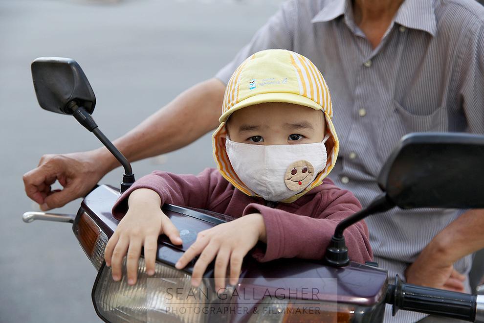 Điều cần biết về ảnh hưởng của ô nhiễm không khí đối với trẻ em