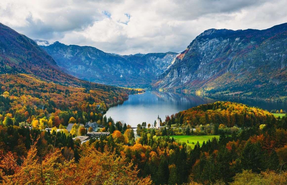 Chùm ảnh: 12 công viên quốc gia đẹp nhất châu Âu