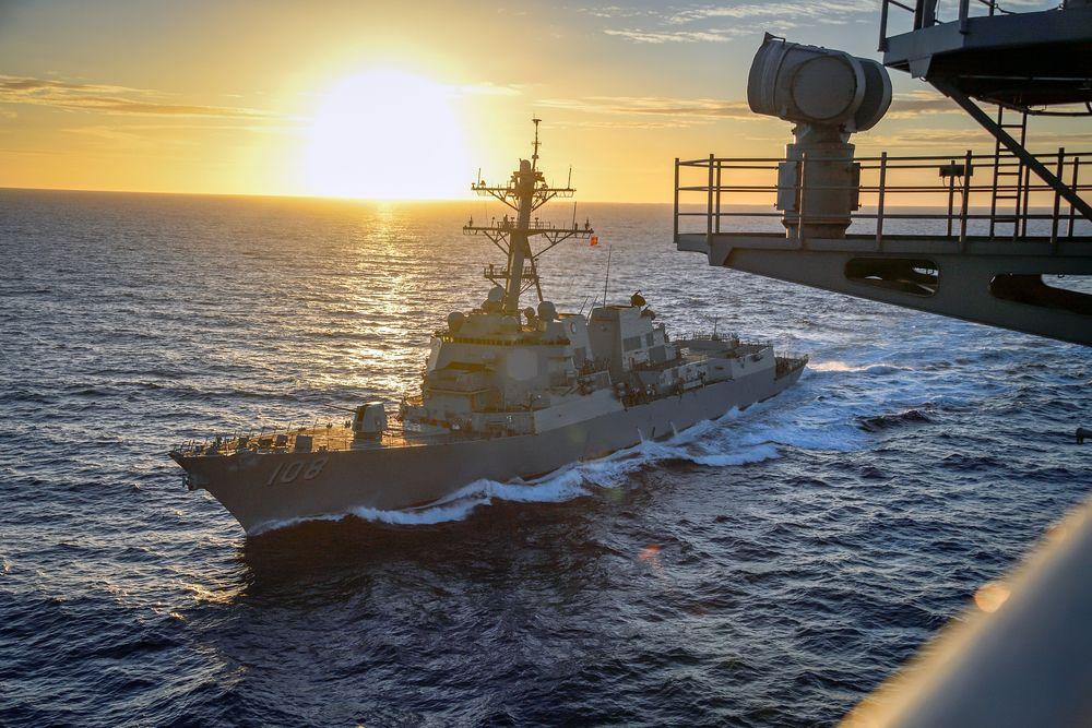 Gợi ý về cách thức Mỹ ngăn chặn Trung Quốc trên Biển Đông