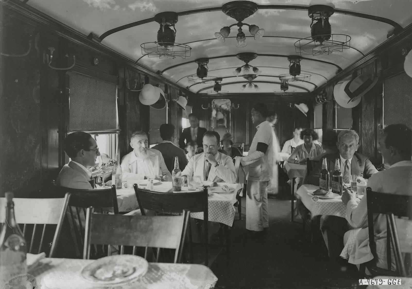 Chùm ảnh: Trải nghiệm tàu hỏa ở Việt Nam thập niên 1920