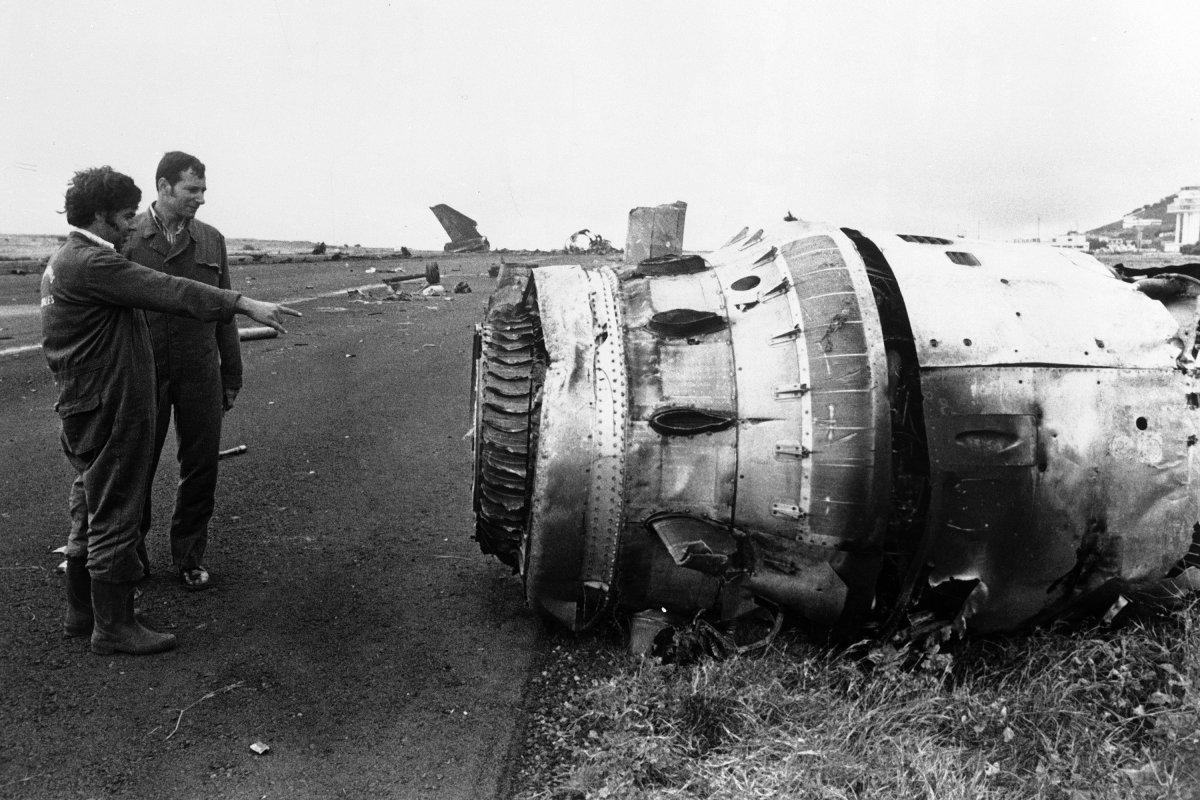 Vụ tai nạn máy bay thảm khốc nhất lịch sử: Boing 747, 27/3/1977