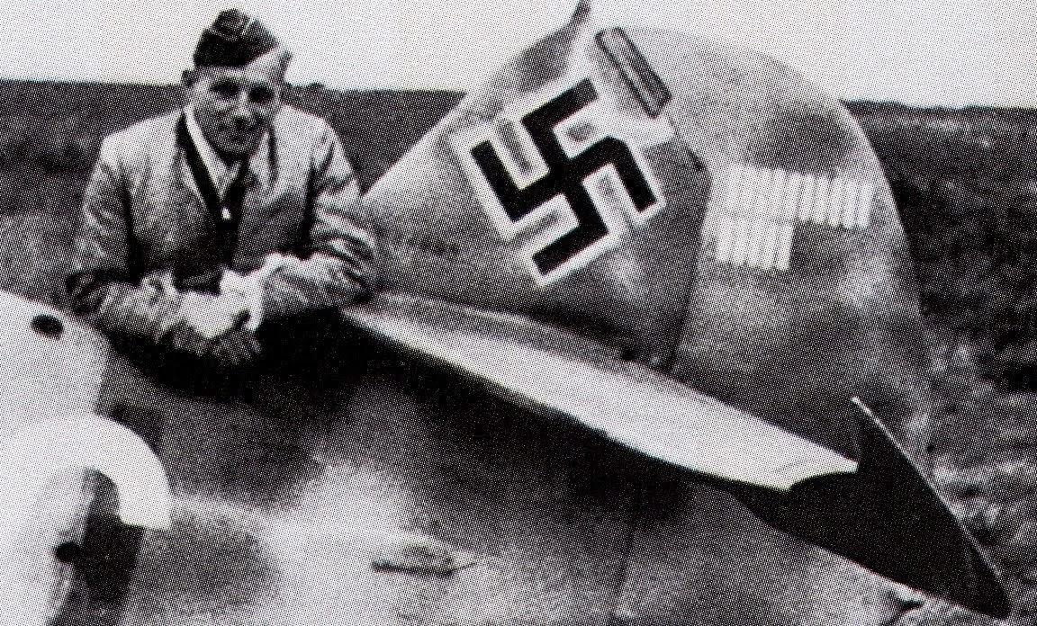'Con quỷ đen' Hartmann – phi công chiến đấu xuất sắc nhất mọi thời đại