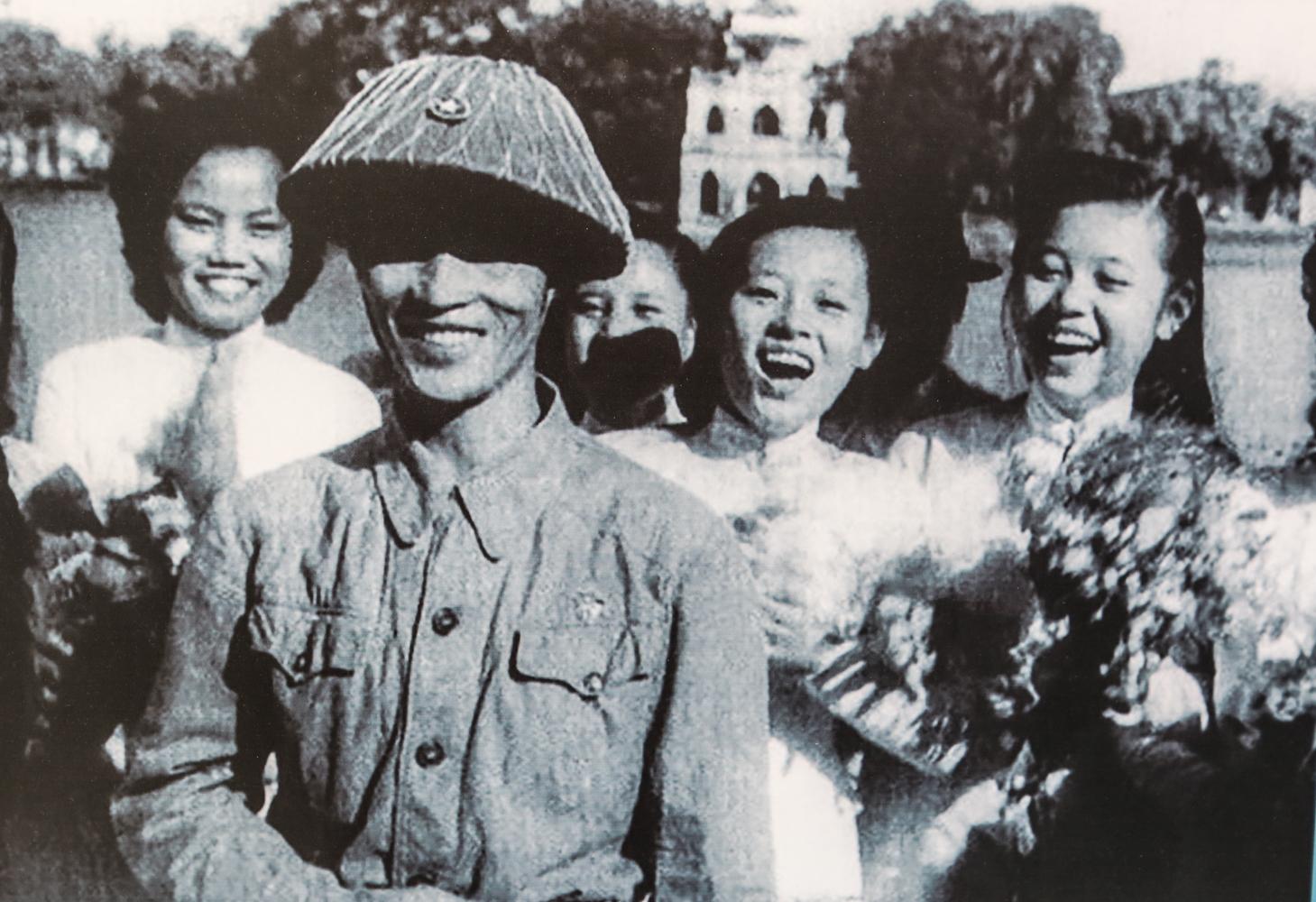 Các nhân chứng lịch sử kể về ngày giải phóng thủ đô 10/10/1954