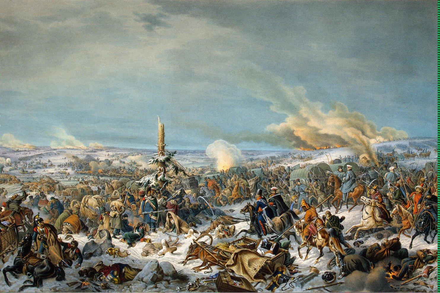 Napoleon xâm lược Nga: Thảm họa hậu cần khủng khiếp nhất lịch sử