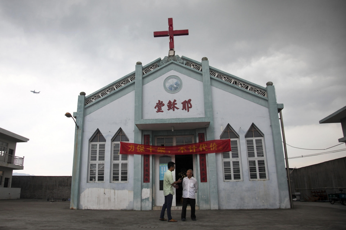 Lịch sử hình thành và phát triển đạo Công giáo ở Trung Quốc