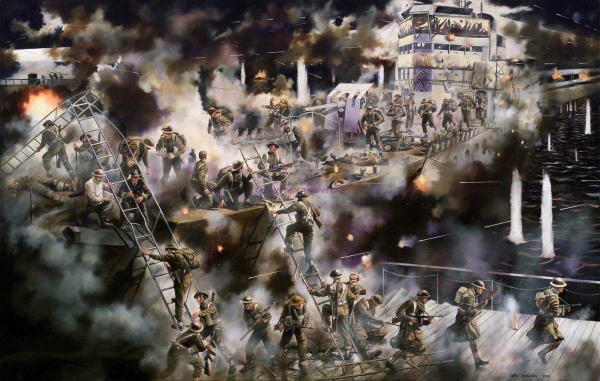 7 chiến dịch đặc nhiệm nổi tiếng trong lịch sử thế giới