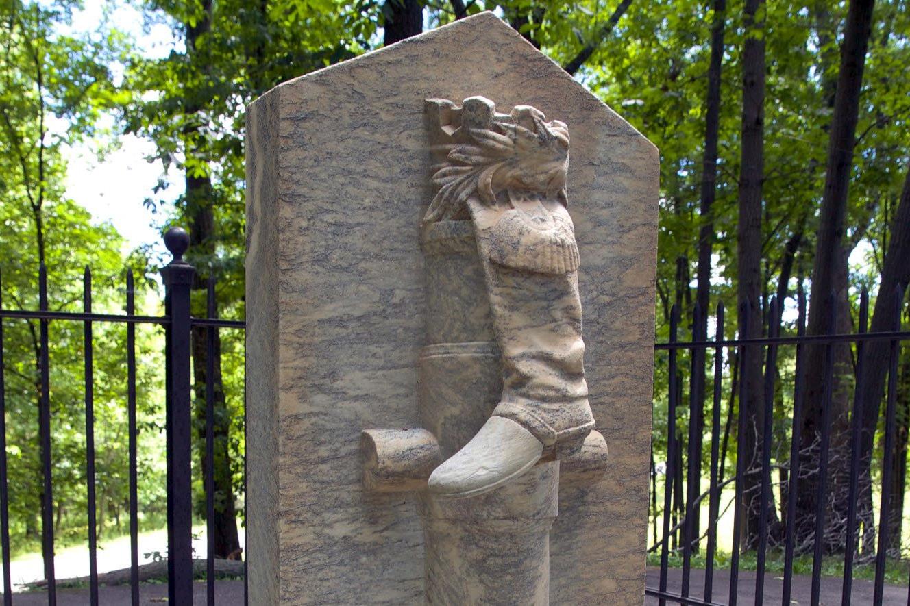 Cái chân của Benedict Arnold hay chuyện một anh hùng dân tộc trở thành kẻ phản quốc