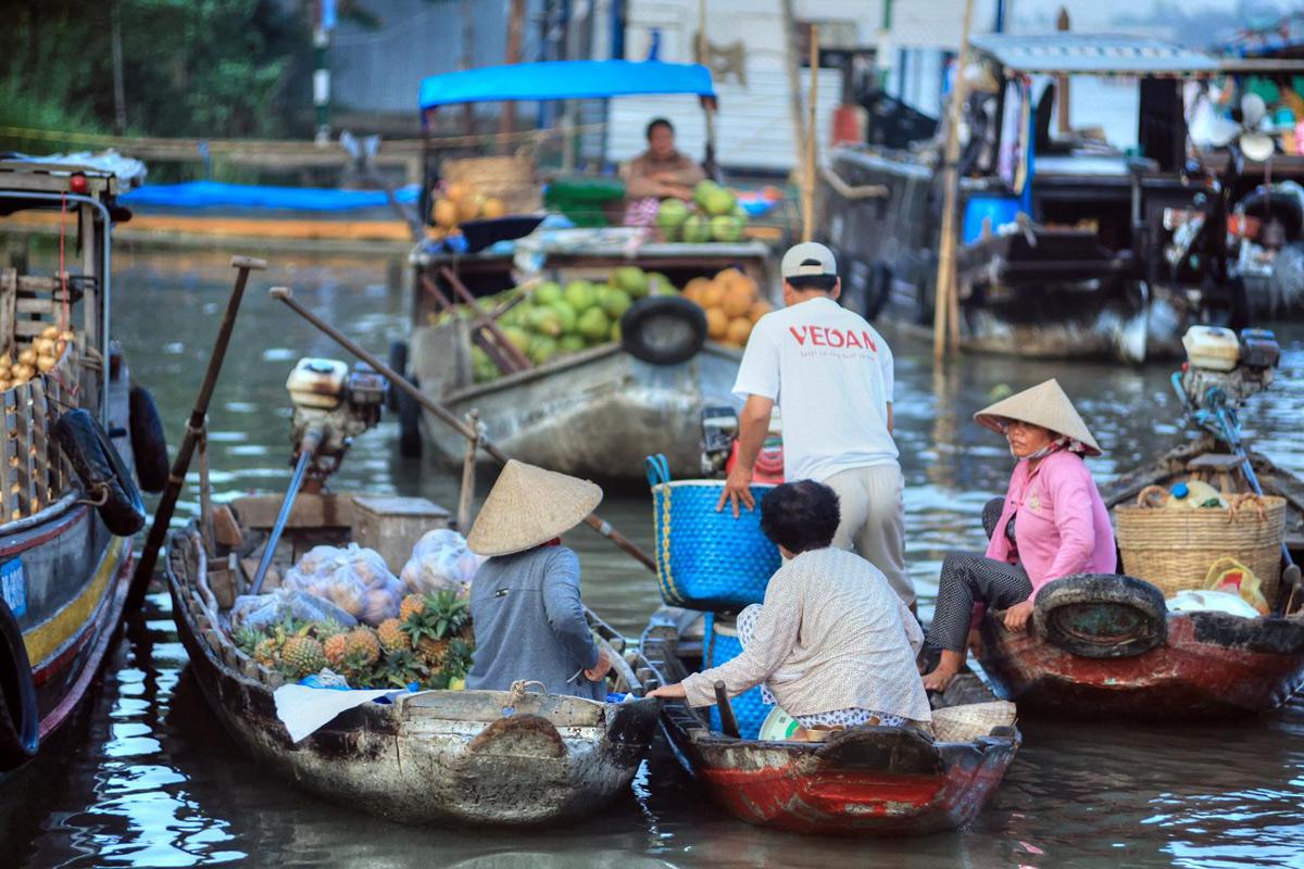 Đồng bằng sông Cửu Long oằn mình từng ngày đối phó nguy cơ bị xoá sổ
