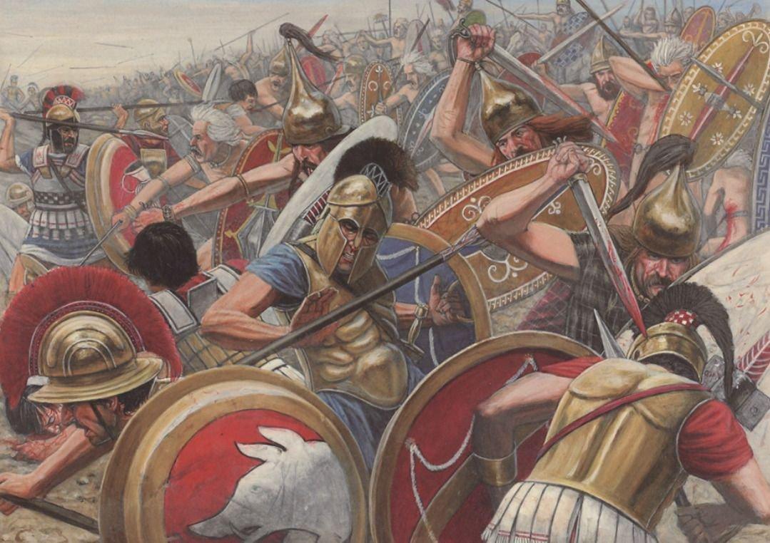 Thảm bại của quân La Mã trước người Gaul trong trận chiến năm 390 TCN