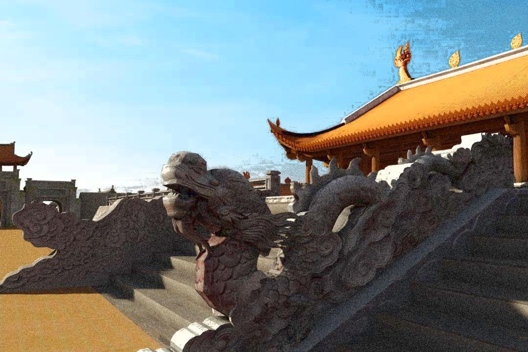 Vua Gia Long ở thành Thăng Long
