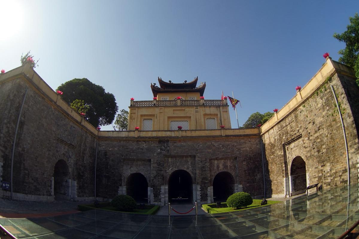 Chùm ảnh: Đoan Môn – chứng nhân lịch sử đặc biệt của thành Thăng Long