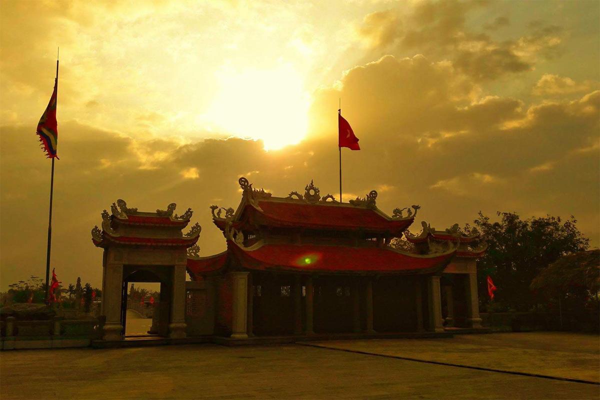 Dương Kinh – kinh đô ven biển đầu tiên trong lịch sử Việt Nam