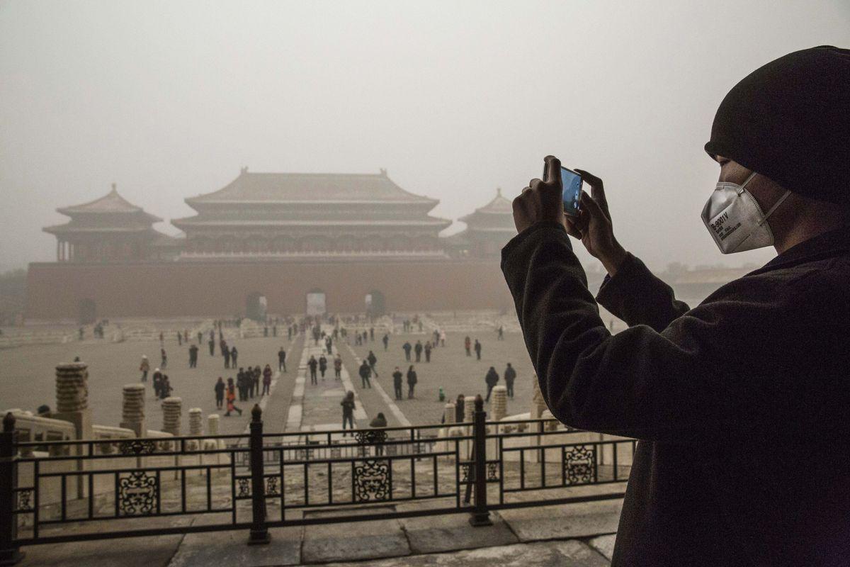 Cuộc chiến chống thảm họa ô nhiễm không khí của Bắc Kinh