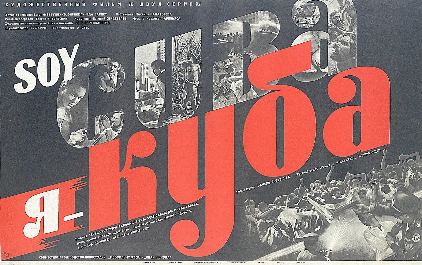 Soy Cuba: Đứa con kinh điển của mối duyên điện ảnh Cuba – Xô viết