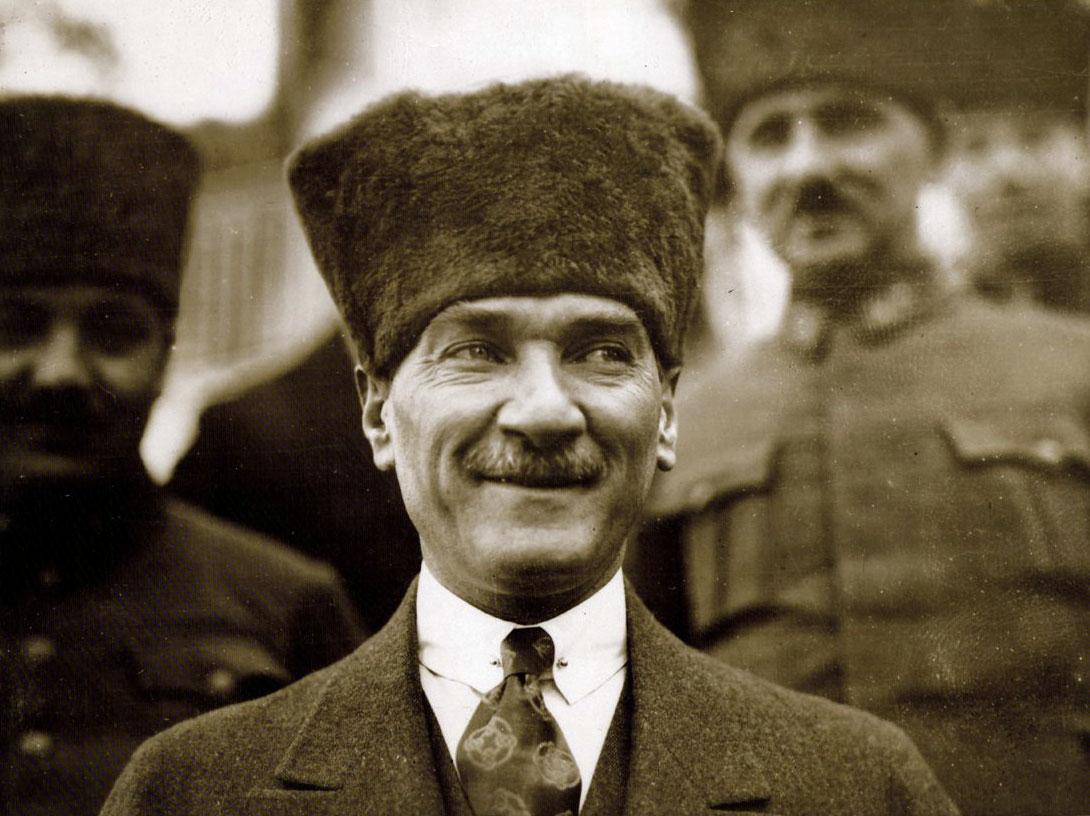 Nhà độc tài Atatürk – người khai sinh nhà nước Thổ Nhĩ Kỳ hiện đại
