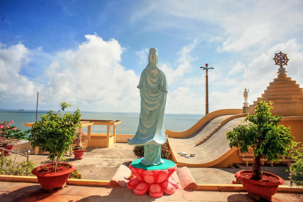 Chùm ảnh: Niết Bàn Tịnh Xá – địa điểm không thể bỏ qua ở Vũng Tàu