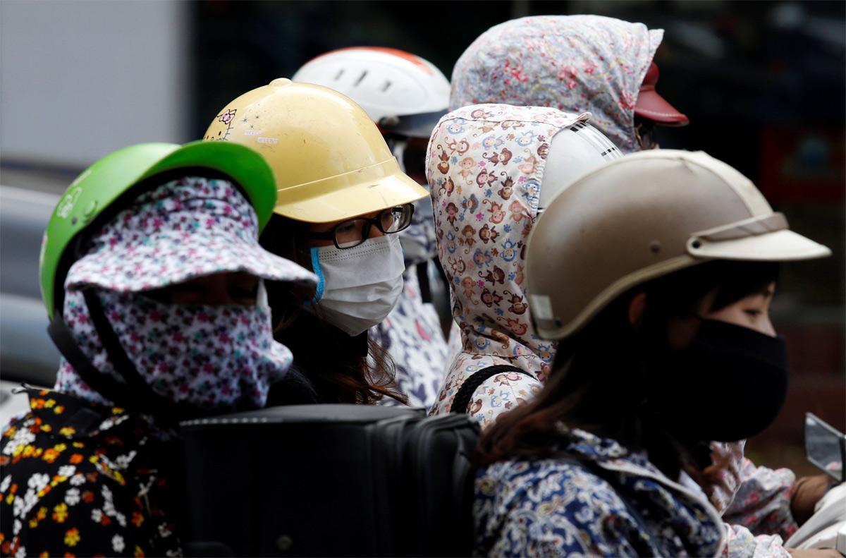 Chỉ số chất lượng không khí và mối liên hệ tới sức khỏe con người