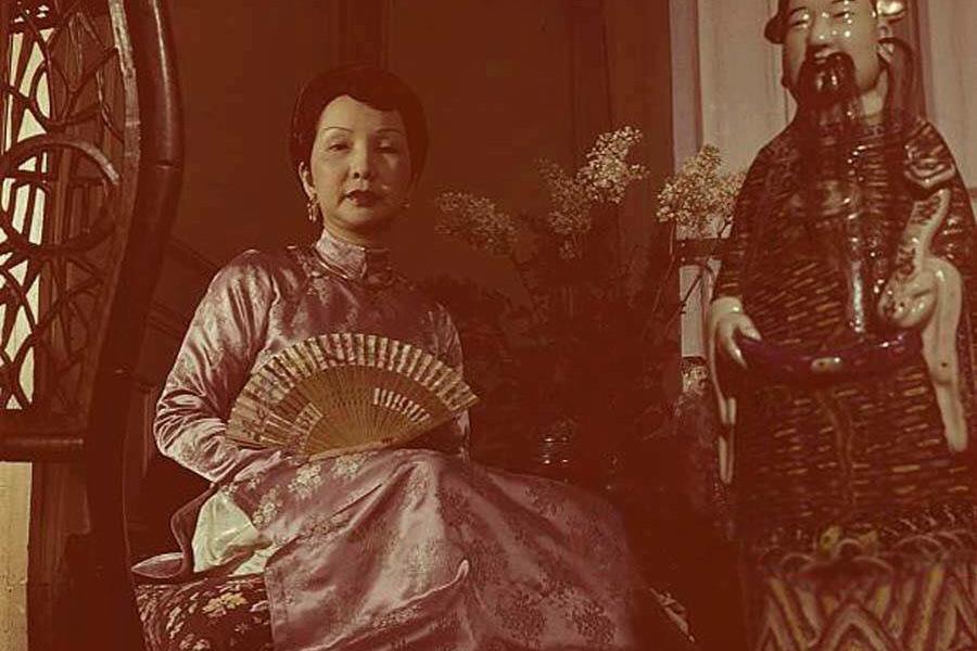 Người mẹ hoàng tộc và thời thơ ấu đau đớn của 'Bà Rồng' Trần Lệ Xuân