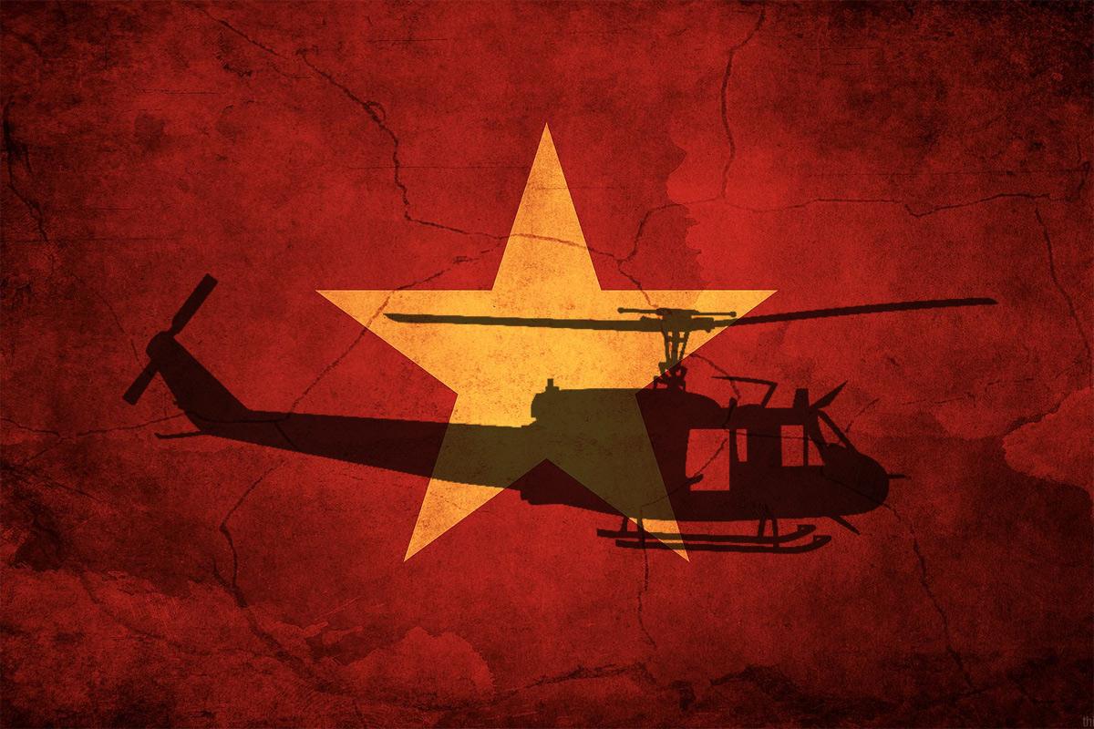 Nhiệm vụ đầu tiên của Không quân Việt Nam ở Trường Sa năm 1976