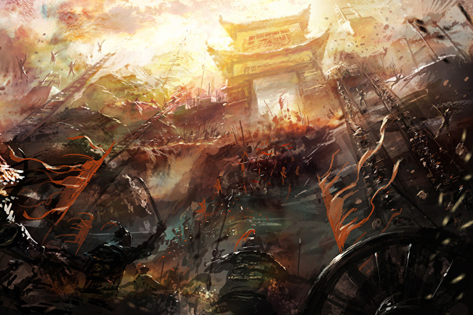 Chủ trương 'Tiên phát chế nhân' và trận tử chiến thành Ung Châu