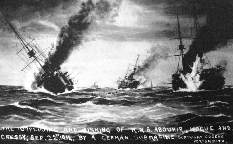 Toàn cảnh trận đánh mở ra kỷ nguyên tàu ngầm của thế giới