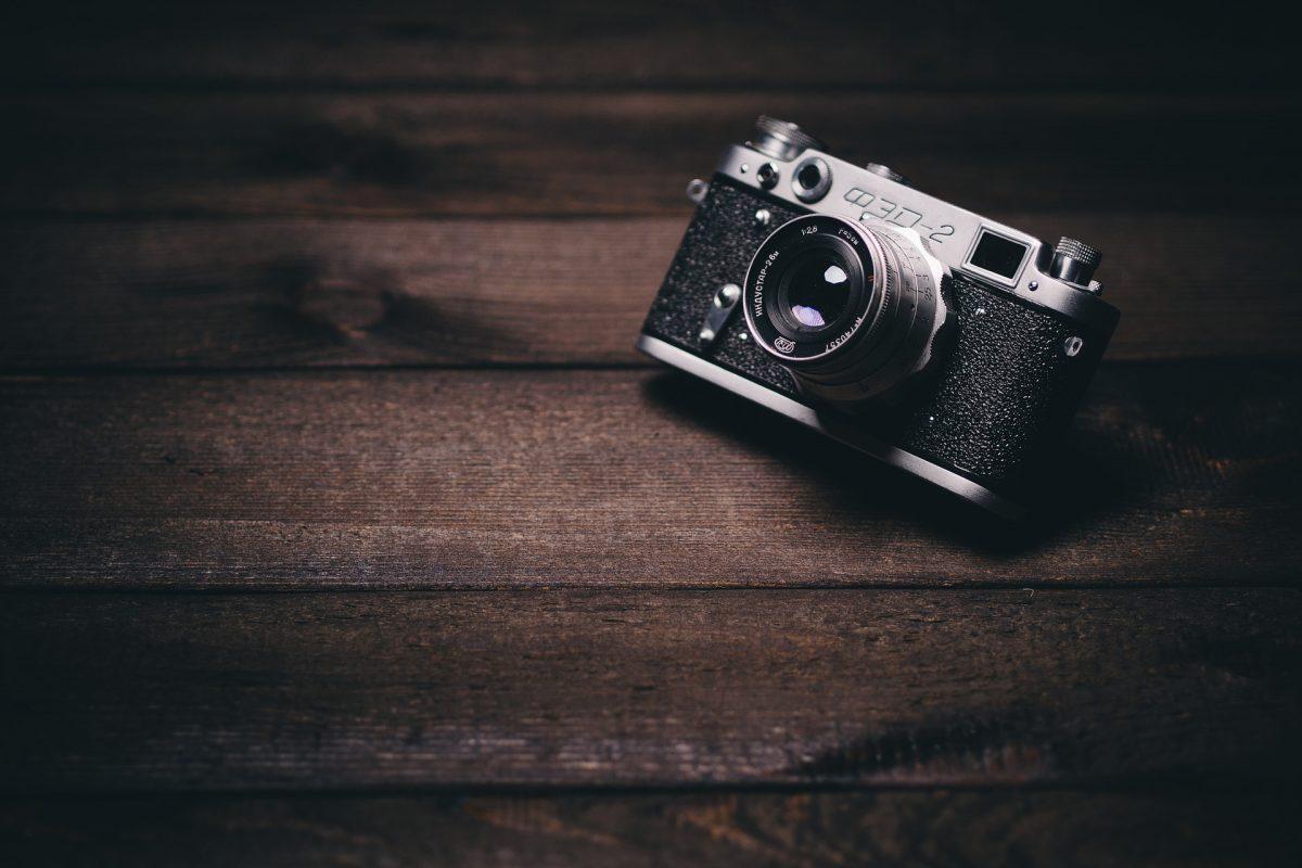 Học cách nói bằng ngôn ngữ nhiếp ảnh