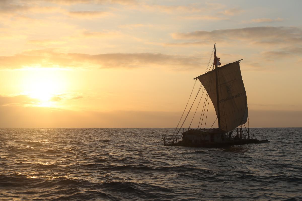 Kon-Tiki – chuyến thám hiểm vĩ đại của nhân loại