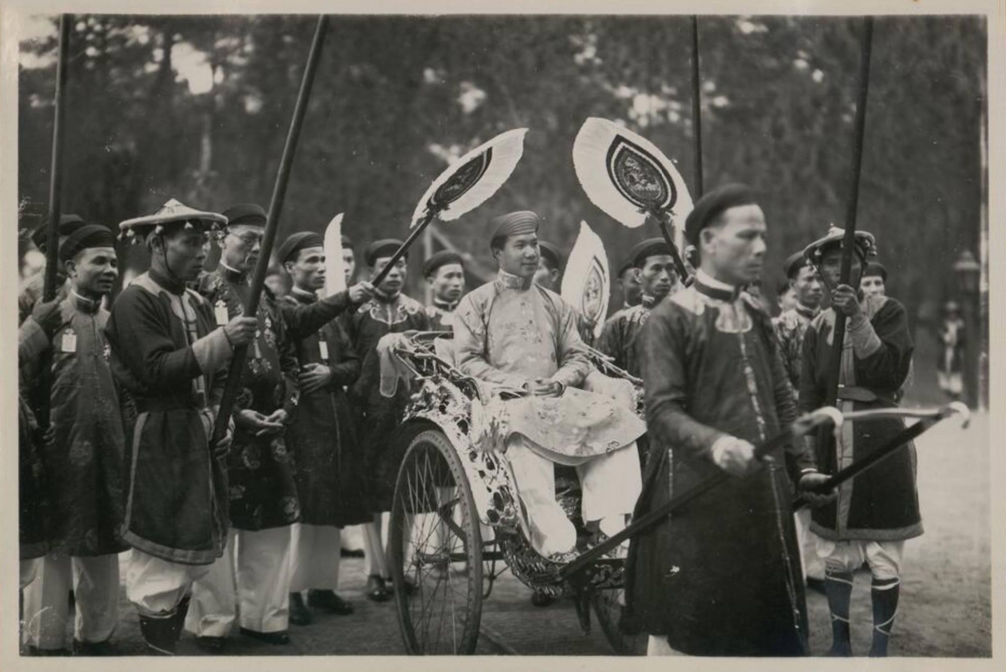 Hội ức của cựu hoàng Bảo Đại về lễ tế Nam Giao cuối cùng