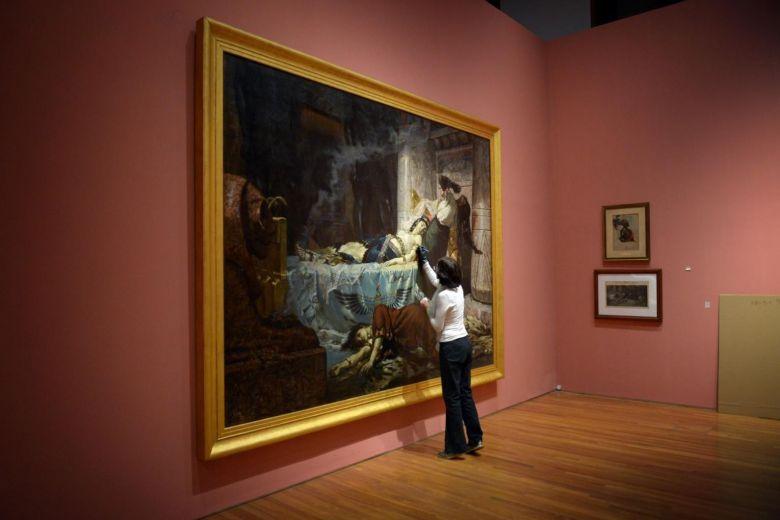 Tiếp cận hội họa từ phương diện người xem tranh và người vẽ tranh