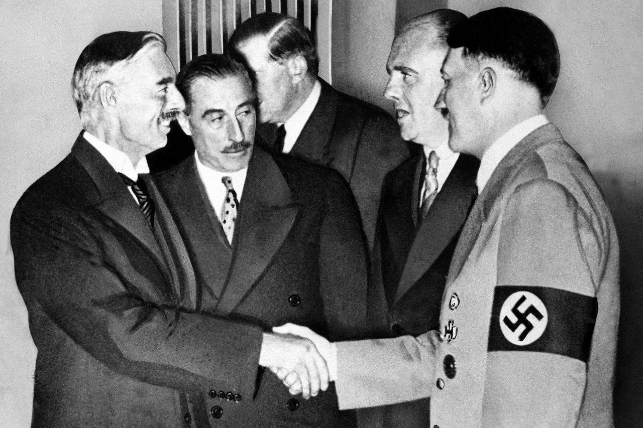 Bài học lịch sử từ Hiệp ước Munich 1938
