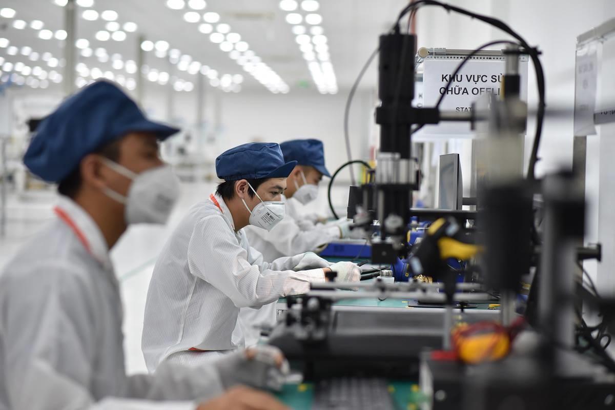 Cơ hội của Việt Nam trong chuỗi ngành nghề toàn cầu