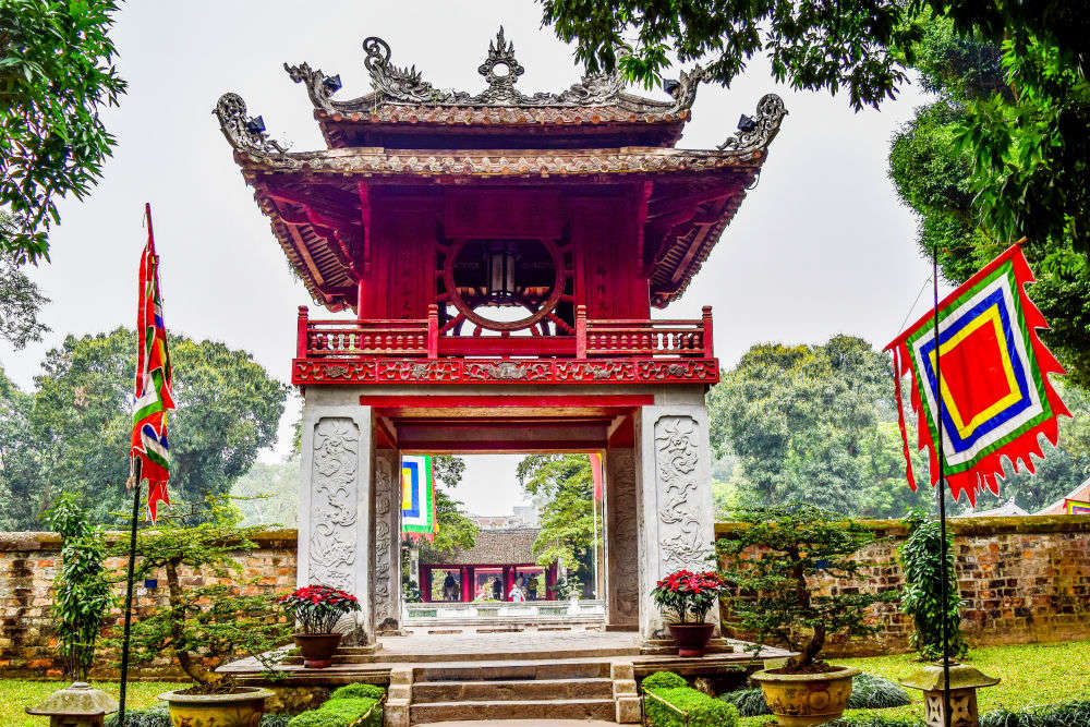 Ảnh hưởng của Nho giáo trong văn hóa Việt Nam