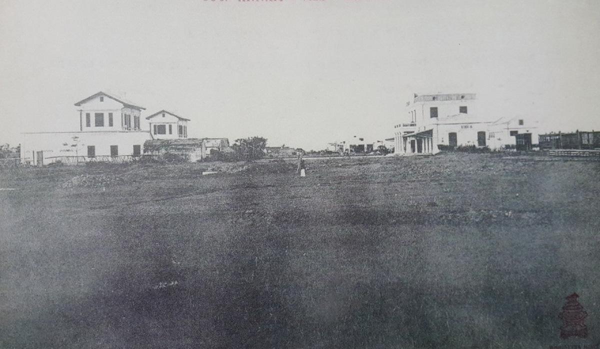 Thành phố Vinh 100 năm trước