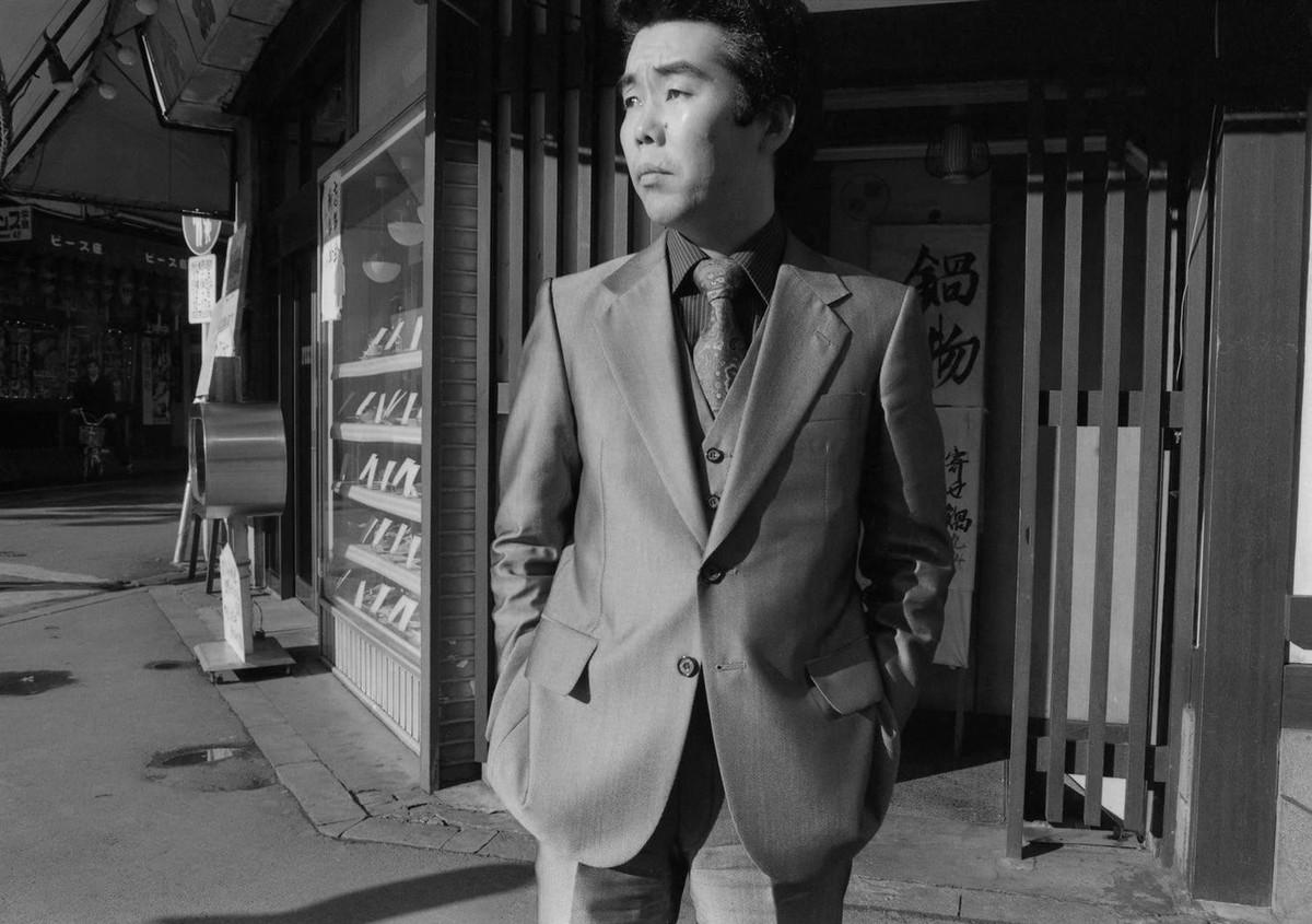 Tokyo thap nien 1970 day hoai niem qua ong kinh nhiep anh gia Canada hinh anh 10