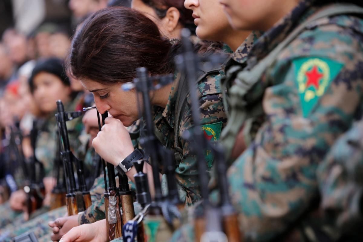 Người Kurd – dân tộc không tổ quốc