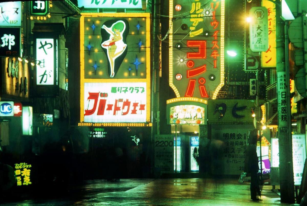 Tokyo thap nien 1970 day hoai niem qua ong kinh nhiep anh gia Canada hinh anh 4