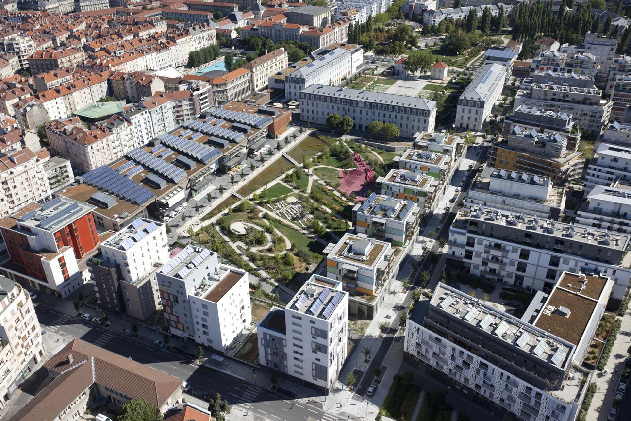 Khái niệm khu dân cư sinh thái trên thế giới và một ví dụ tại Pháp