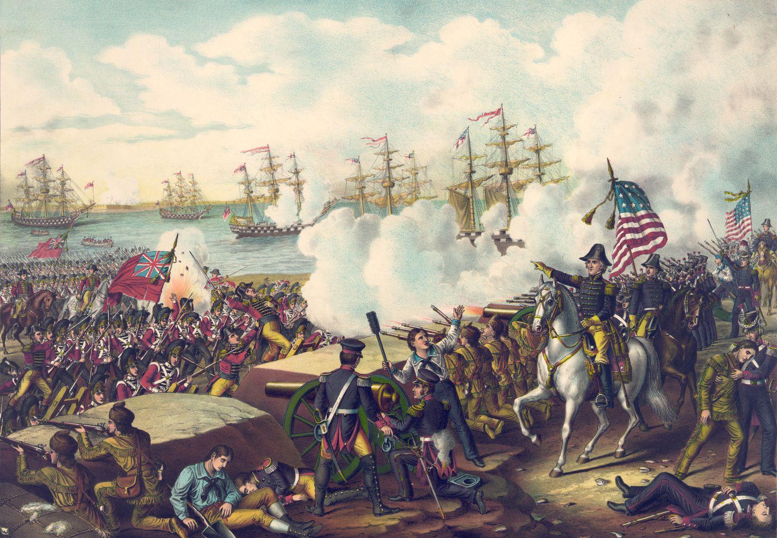 Năm cuộc chiến tranh 'dại dột' trong lịch sử nước Mỹ
